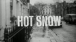 "THE AVENGERS - Episode 1 ""HOT SNOW"""